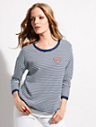 0039 Italy - Pullover mit 1/1-Arm