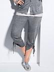 Emilia Lay - 7/8-Hose im Jogg-Pant-Style aus 100% Leinen