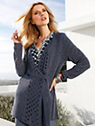 Gerry Weber - Transparente Strickjacke