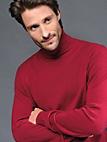 Peter Hahn Cashmere - Rollkragen-Pullover – Modell ROLAND