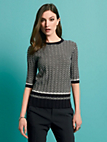 Strenesse - Pullover 1/2-Arm