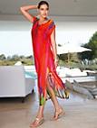 Sunflair - Kleid mit überschnittener Schulter