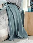 Zoeppritz - Fleece-Decke, ca. 160x200cm