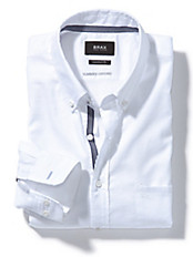 Brax Feel Good - Hemd aus 100% Baumwolle