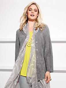 Anna Aura - Lederjacke aus hochwertigem Ziegenveloursleder