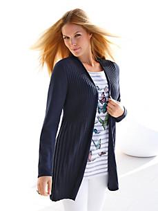 Anna Aura - Strickjacke aus 100% Baumwolle