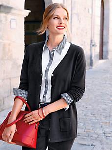 Anna Aura - Strickjacke aus 100% Schurwolle