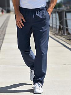 Authentic Klein - Le pantalon en microfibre