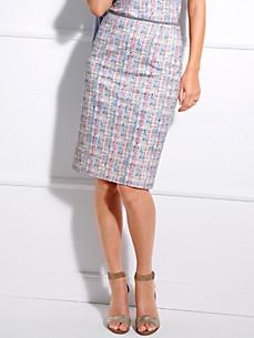 Basler - La jupe droite