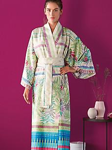Bassetti - Le kimono avec ceinture en satin mako