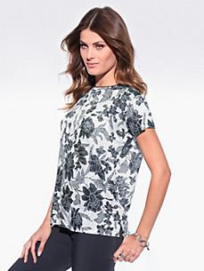 Bogner - Rundhals-Shirt mit kurzem 1/2-Arm