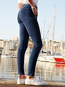 "Brax Feel Good - ""Feminine Fit"" 7/8 Jeans  – Modell CAROLA S GALON"