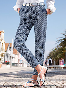 Brax Feel Good - Le pantalon longueur chevilles