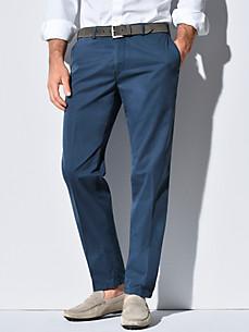 Bugatti - Le pantalon en coton stretch
