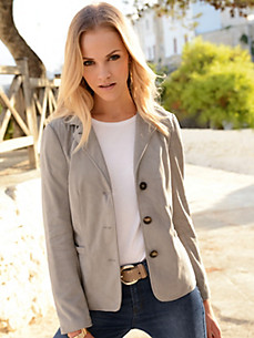 CHRIST Leather - Le blazer en cuir