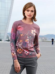 Dingelstädter - Pullover mit 1/1 Arm