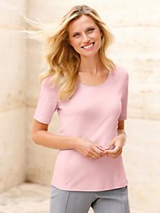 Efixelle - Rundhals-Shirt mit 1/2-Arm