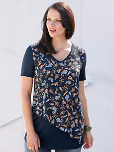 Emilia Lay - 2-in-1-Shirt mit 1/2-Arm