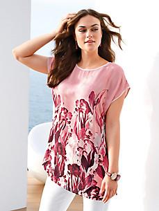 Emilia Lay - Bluse mit überschnittener Schulter.