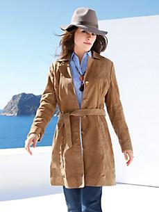 Emilia Lay - Le manteau en cuir