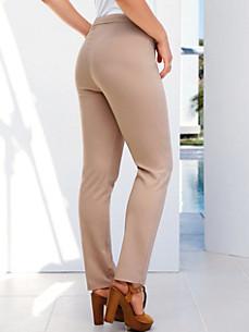 Emilia Lay - Le pantalon 7/8 à ceinture élastiquée