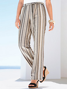 Emilia Lay - Le pantalon à taille élastique