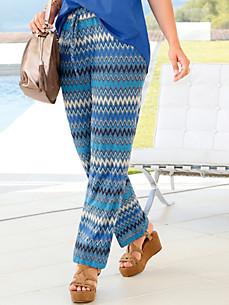 Emilia Lay - Le pantalon à taille élastiquée