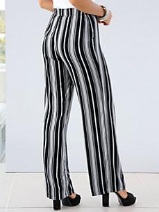 Emilia Lay - Le pantalon taille élastiquée