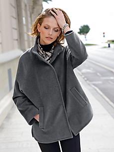 ERRE - Jacke im Poncho-Stil