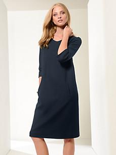 Fadenmeister Berlin - Jersey-Kleid mit 3/4 Arm