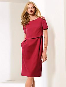 Fadenmeister Berlin - Kleid mit 1/2-Arm aus 100% Schurwolle