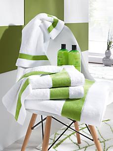 Feiler - Le carré de toilette en pur coton