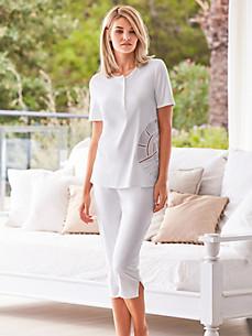 Féraud - Le pyjama à manches courtes et corsaire