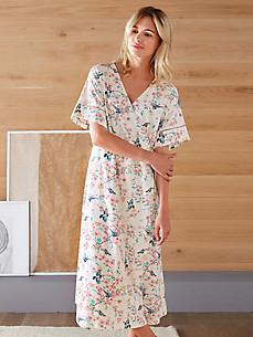 Green Cotton - La robe de chambre en pur coton bio