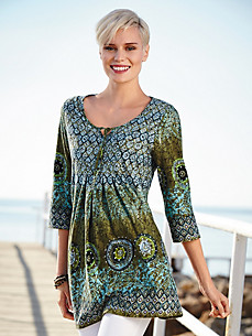 Green Cotton - Shirt im Tunika-Stil