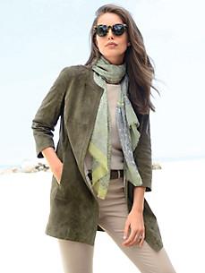 HABSBURG - Le manteau 3/4 en cuir