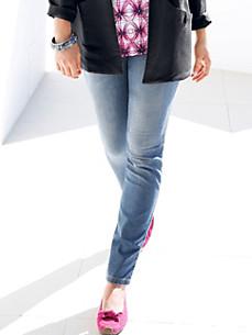 KjBrand - Knöchellange Jersey-Jeans
