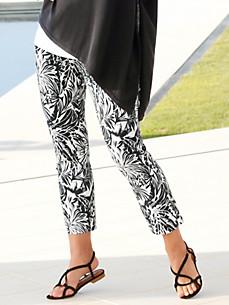 KjBrand - Le pantalon 7/8 taille élastiquée