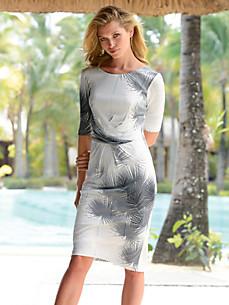 Laurèl - Jersey-Kleid mit 3/4-Arm