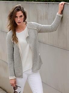 LIEBLINGSSTÜCK - La veste en molleton