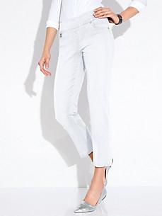 Lisette L. - Le jean longueur chevilles