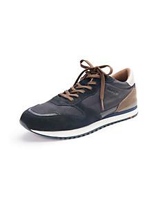 Lloyd - Les sneakers en cuir nubuck de veau