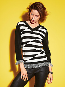 Looxent - Le pull col V manches 3/4