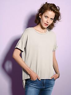 Looxent - Rundhals-Shirt mt 1/2-Arm