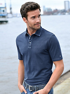 Olymp - Polo-Shirt mit 1/2-Arm