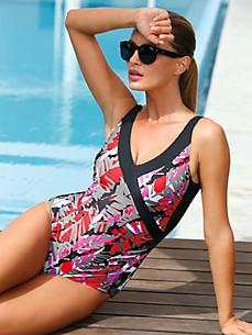 Palm Beach Bademode - Badeanzug mit V-Ausschnitt