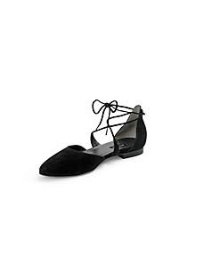Paul Green - Ballerina aus samtigem Ziegenveloursleder