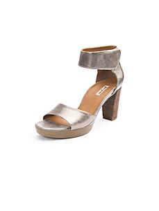 Paul Green - Les sandales en cuir nubuck