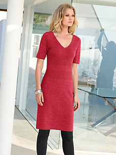 Peter Hahn Cashmere - Strickkleid in 100% Kaschmir