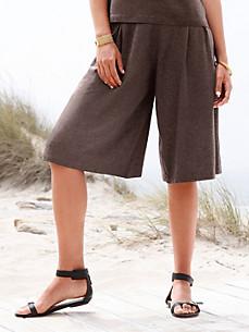 Peter Hahn - La jupe-culotte ample et courte